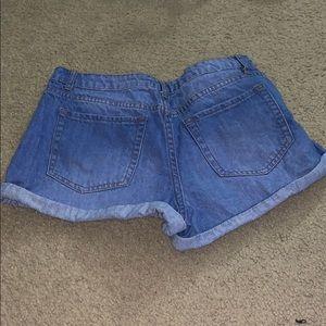 Forever 21 Shorts - Forever 21 Denim Shorts
